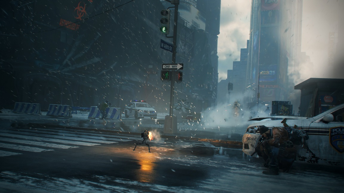 The Division: Serverwartung am 2.2., SEEKR wird entfernt