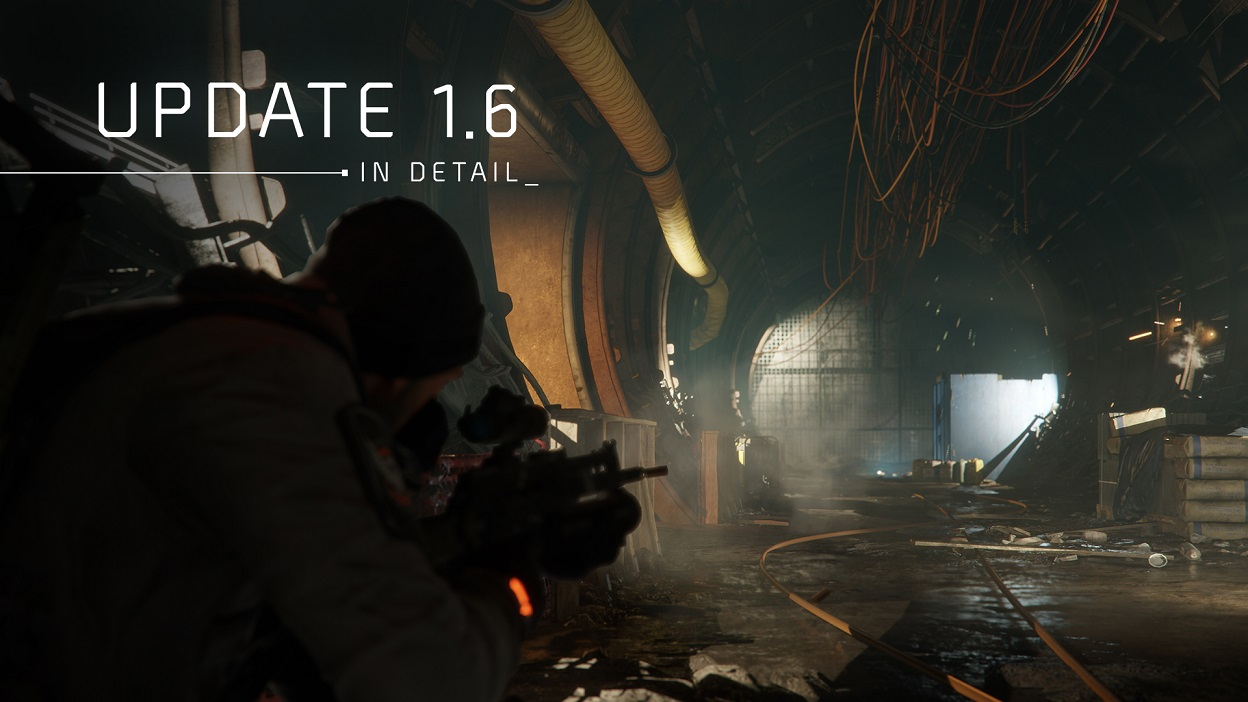 The Division: Update 1.6 – Patch-Notes sind bekannt, Launch-Trailer erschienen