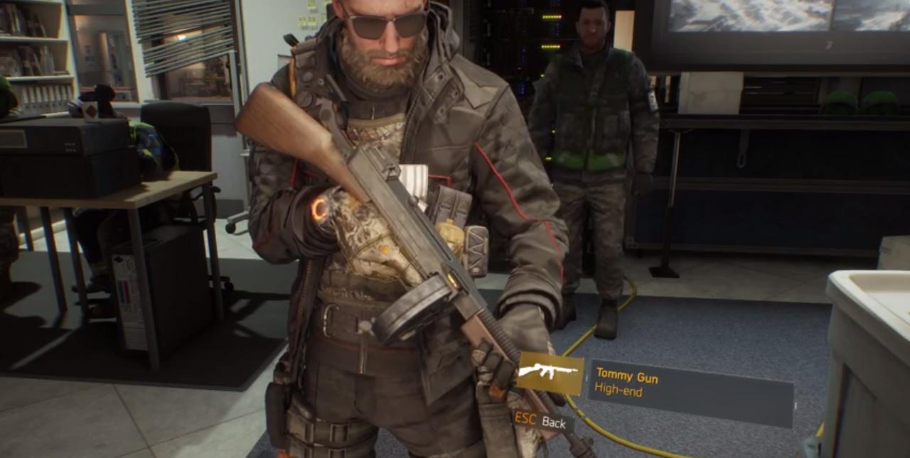 The Division: Tommy Gun – Was taugt die benannte SMG aus 1.5?