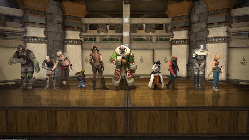 Final Fantasy XIV hat jetzt eine Theatergruppe, kupo