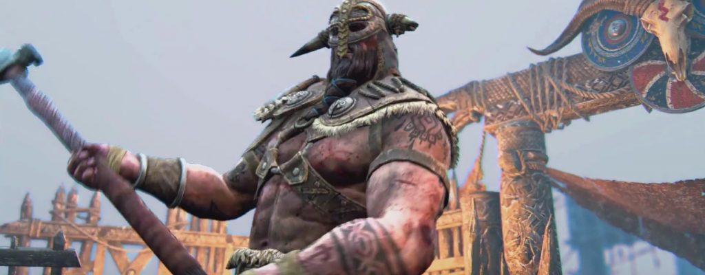 For Honor: Spieler jagt einen KI-Gegner, um toten Freund zu ehren