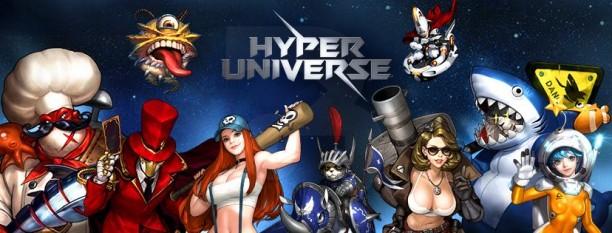 Hyper Universe: Nexon kündigt durchgeknalltes 2D-Sidescroller-MOBA an