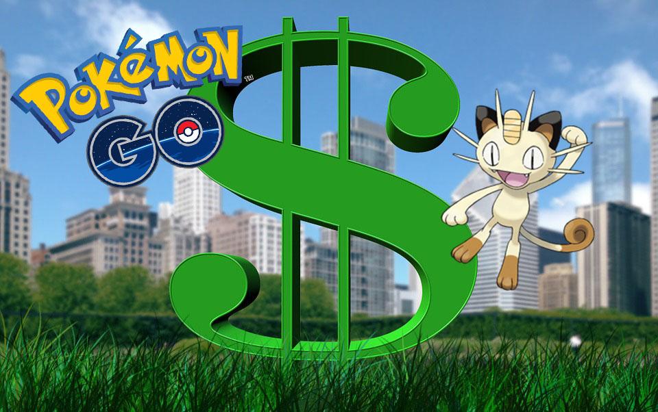 Pokémon GO: Event beschert Umsatzrekord in letzter Dezember-Woche