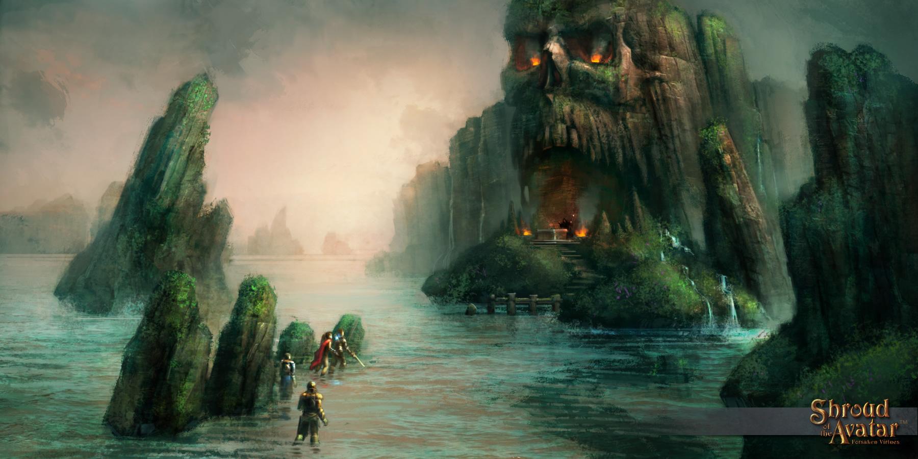 Warum hacken alle auf Shroud of the Avatar rum?