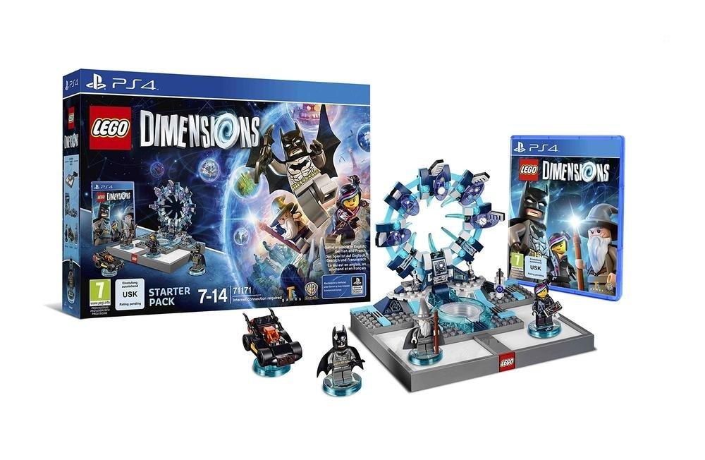 Amazon-Angebote am 1.2.: Lego Dimensions Starter Pack für PS4