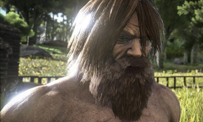 ARK Survival Evolved: 5 Fakten zu Bart und Haar