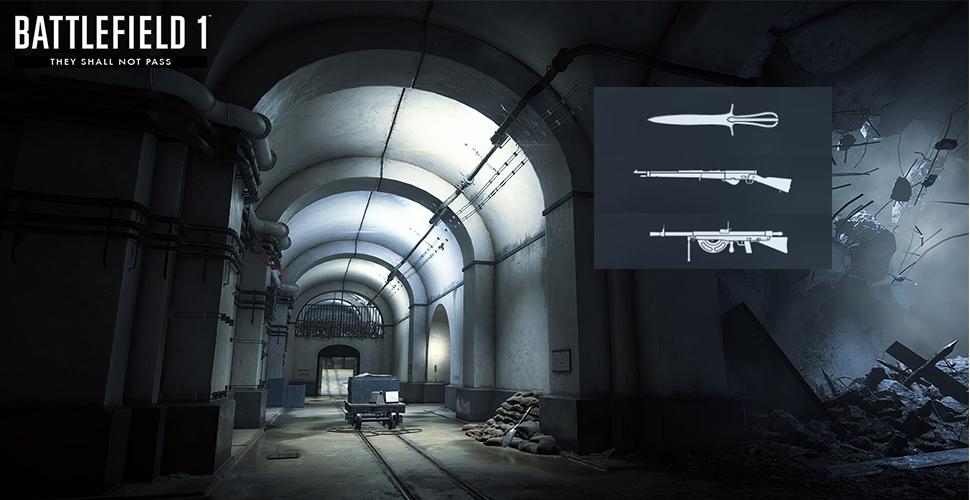 Battlefield 1: Die Werte der neuen DLC-Waffen – So schaltet Ihr sie frei