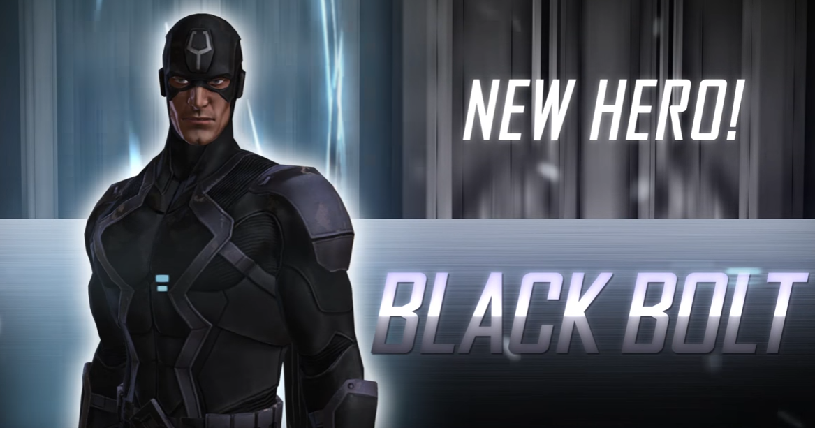 Marvel Heroes: Neuer Held trägt schwarz, ist König, kann Planeten wegbrüllen