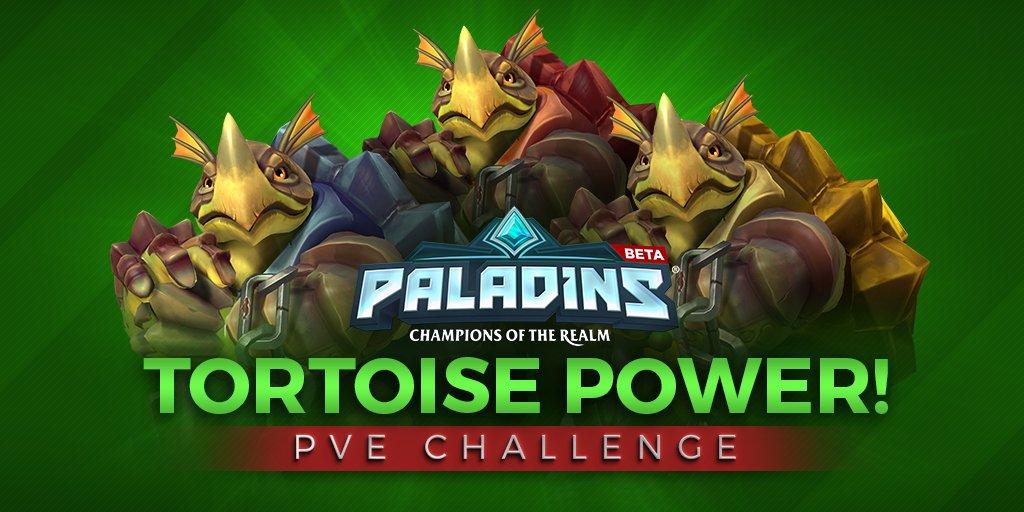 Paladins: PvE – Tortoise Power – So bezwingt Ihr die Schildkröten und ihren Meister