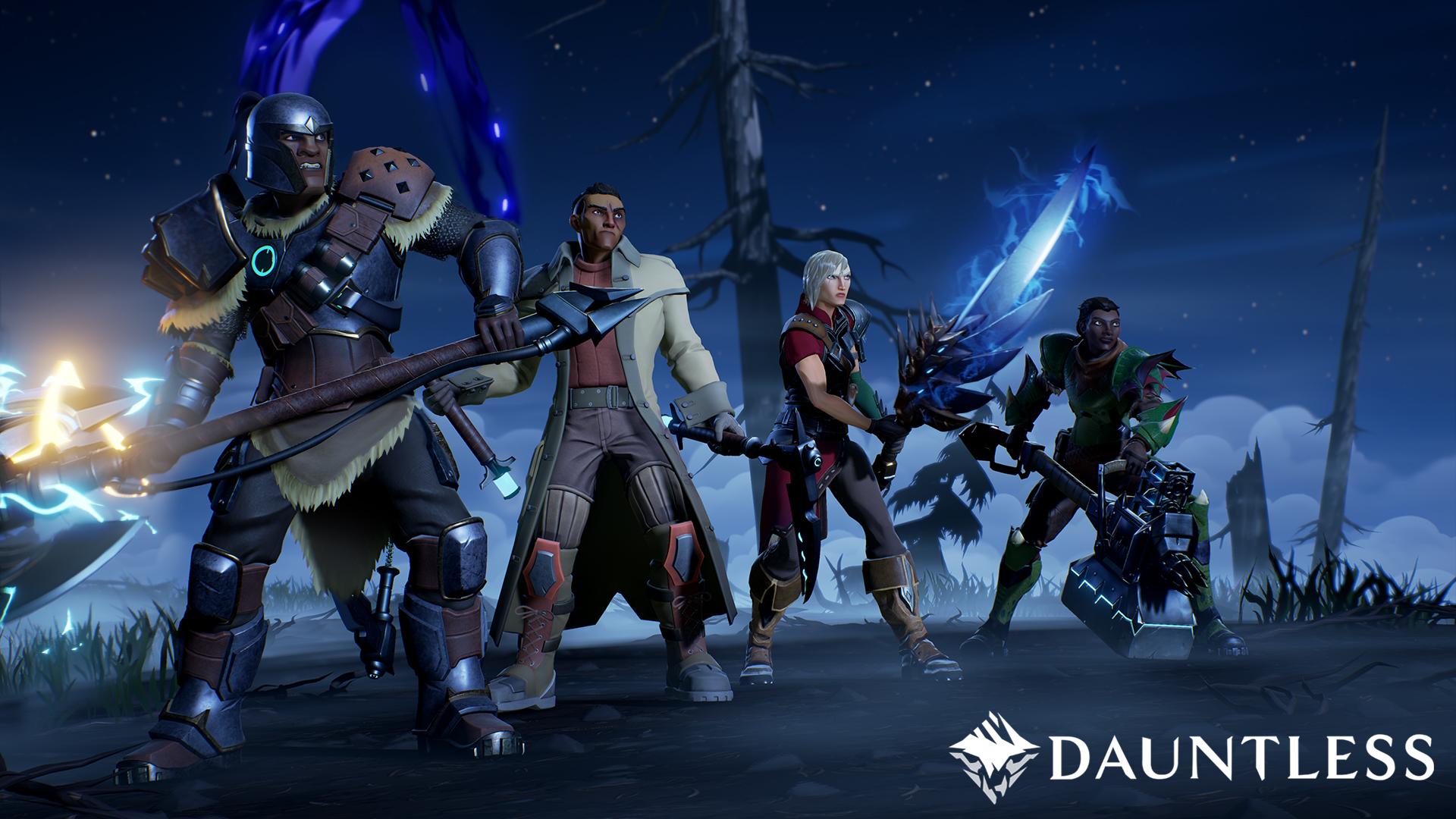 Dauntless freut sich auf Monster Hunter World – Keine Konkurrenz