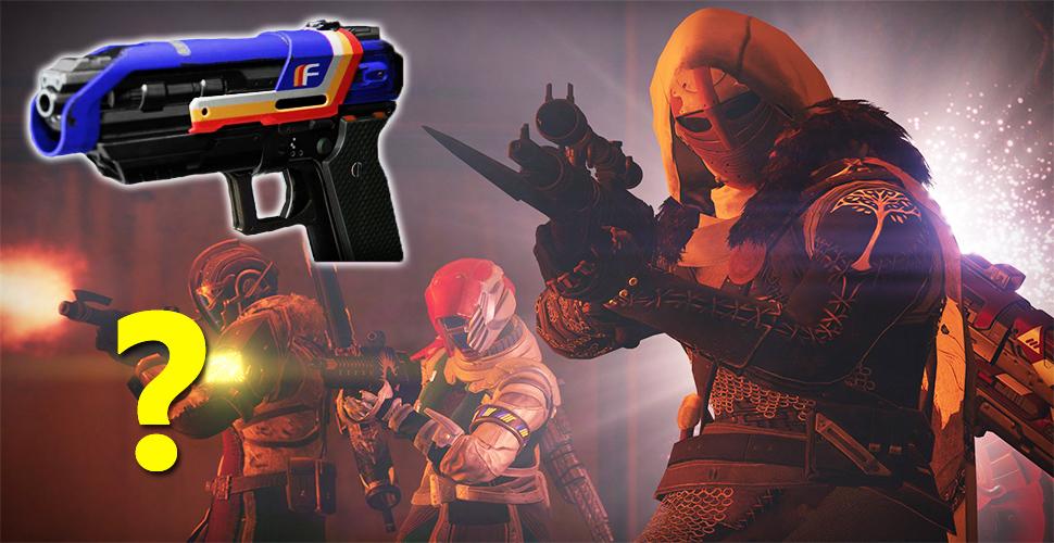 Destiny: 6 Pistolen, die nach 2.5.0.2 dominieren – Die besten Spezialwaffen