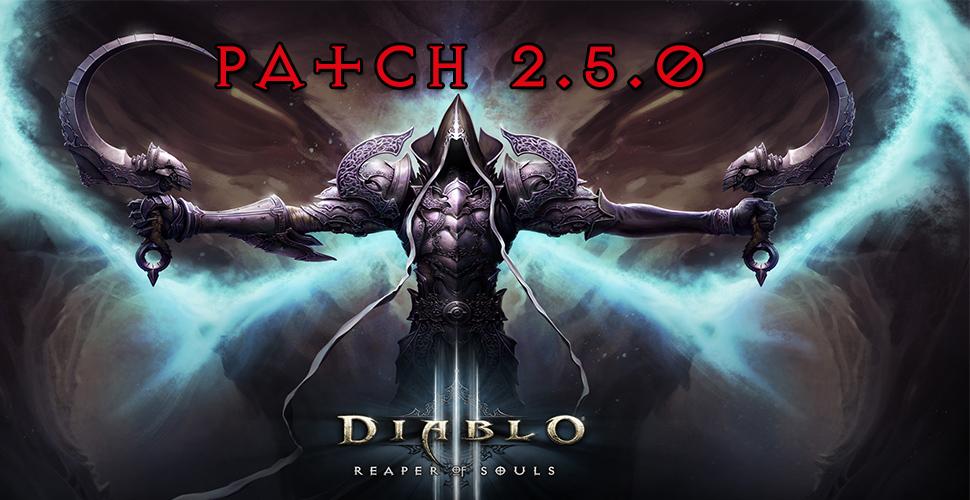 Diablo 3: Neuer Versuch – Archaische Items in Patch 2.5.0 geändert