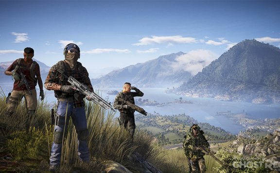 Ghost Recon Wildlands Beta Coop Screen