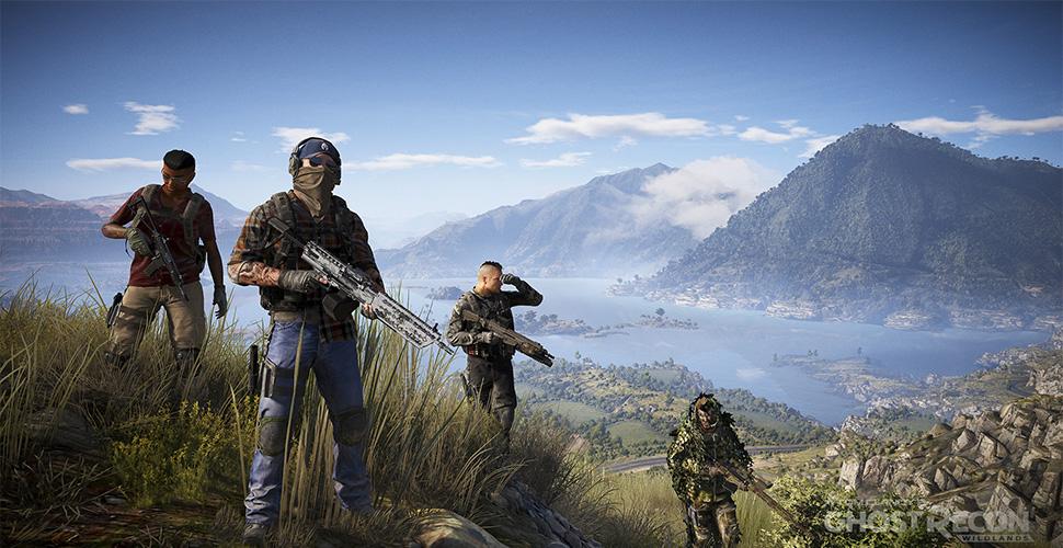 Ghost Recon Wildlands: Fallen Ghosts – Alle Waffen in der Übersicht
