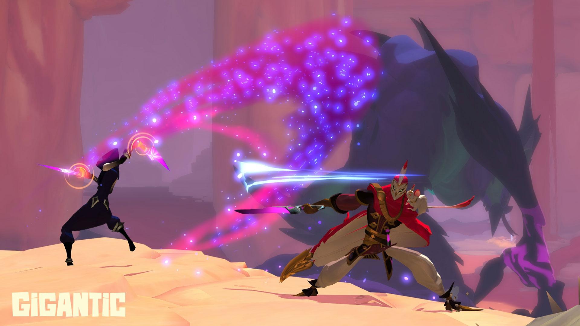 Gigantic: Helden-Shooter mit Knuddel-Optik – Open Beta in finaler Phase