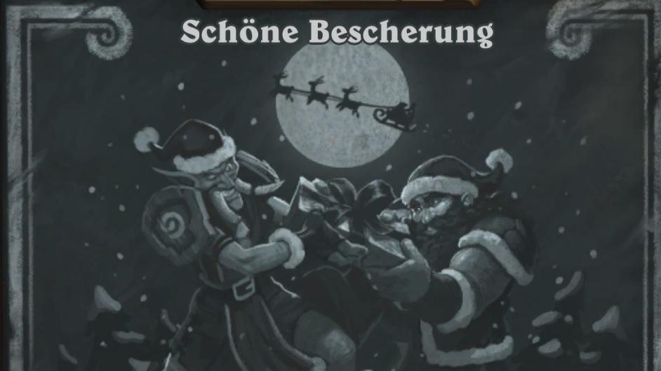 Hearthstone: Ist denn schon Weihnachten? Das aktuelle Kartenchaos