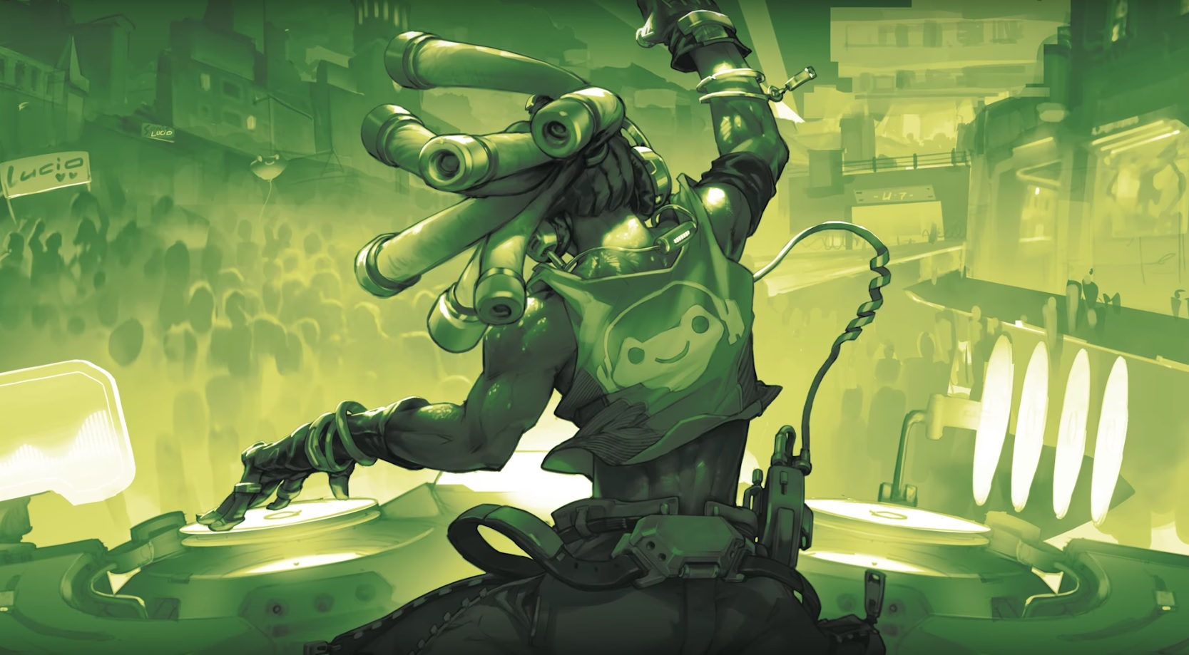 Heroes of the Storm: Lúcio-Update, Murky-Fix und Gratis-Mount-Event online