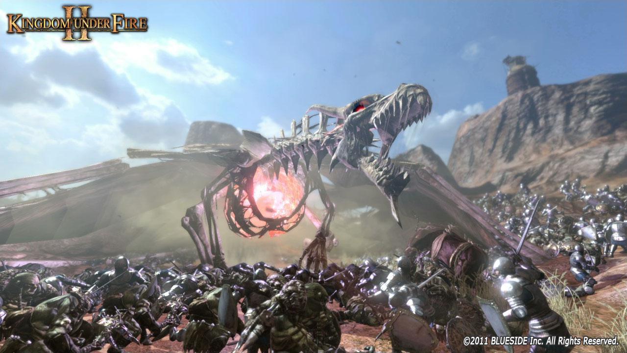 Kingdom under Fire 2: Riesiges MMO für PC/PS4 wieder verschollen