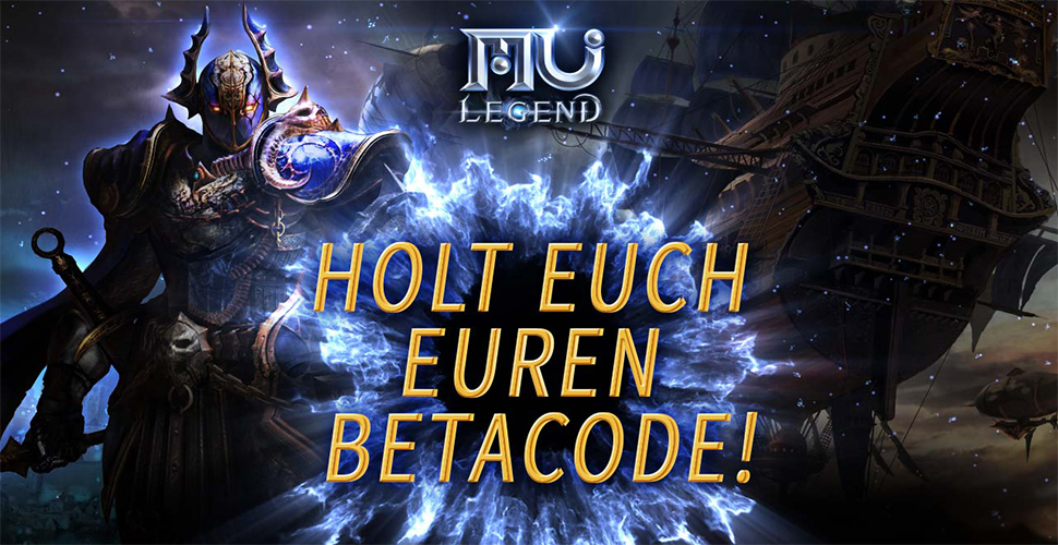 MU Legend: Beta Giveaway – 10.000 Keys für das Hack'n-Slay-MMO! Beta startet bald