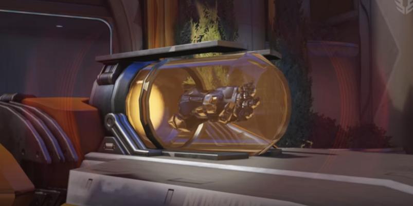 Overwatch: Doomfists Handschuh wird gestohlen! Ist er der neue Held?
