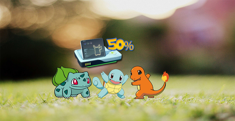 Pokémon GO: Taschenplätze werden günstiger – Wartet mit dem Kauf!
