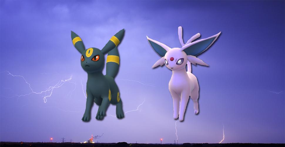 Pokémon GO: Psiana und Nachtara bekommen – Evoli Entwicklungen