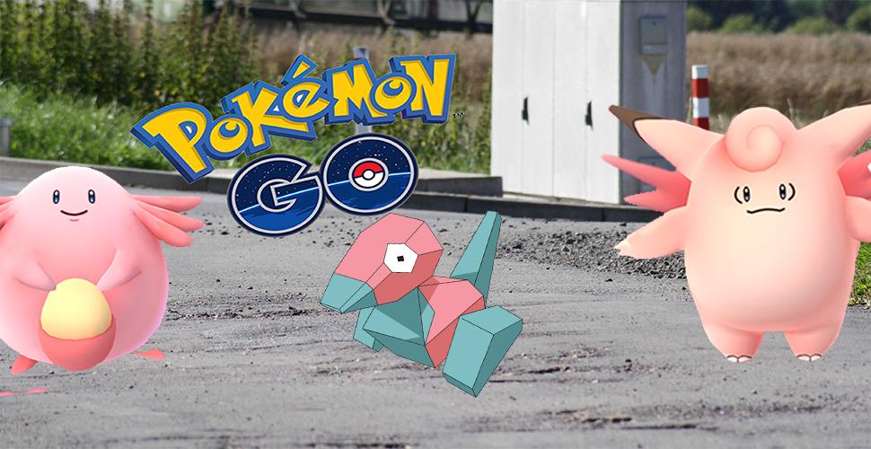 Pokémon GO: Porygon und diese Pokémon findet Ihr beim Valentines-Event