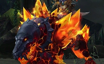 Heroes of the Storm: Verdient Euch ein feuriges Mount für World of Warcraft!