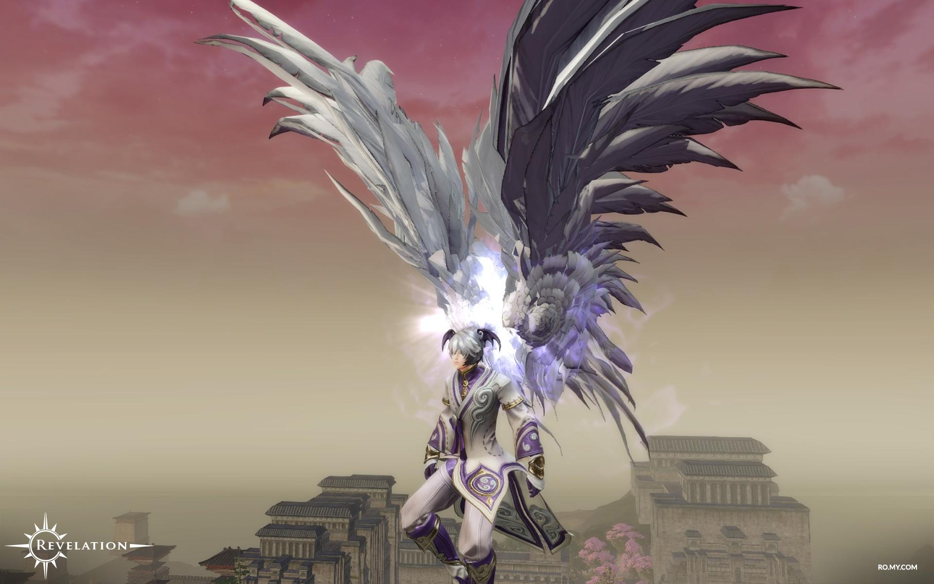 Revelation Online: Flügel-Guide – Besondere Flügel finden