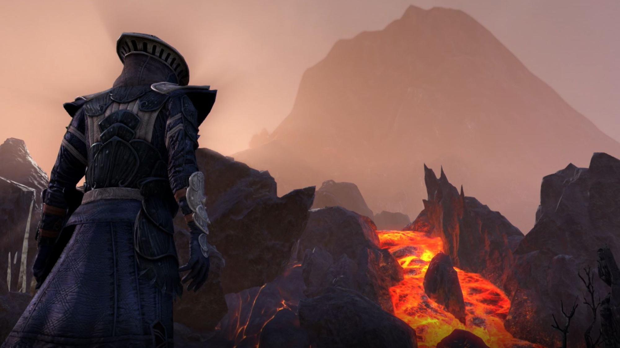 ESO Morrowind: Gameplay-Trailer mit Klippenläufern, Hütern und Pilz-Dungeons