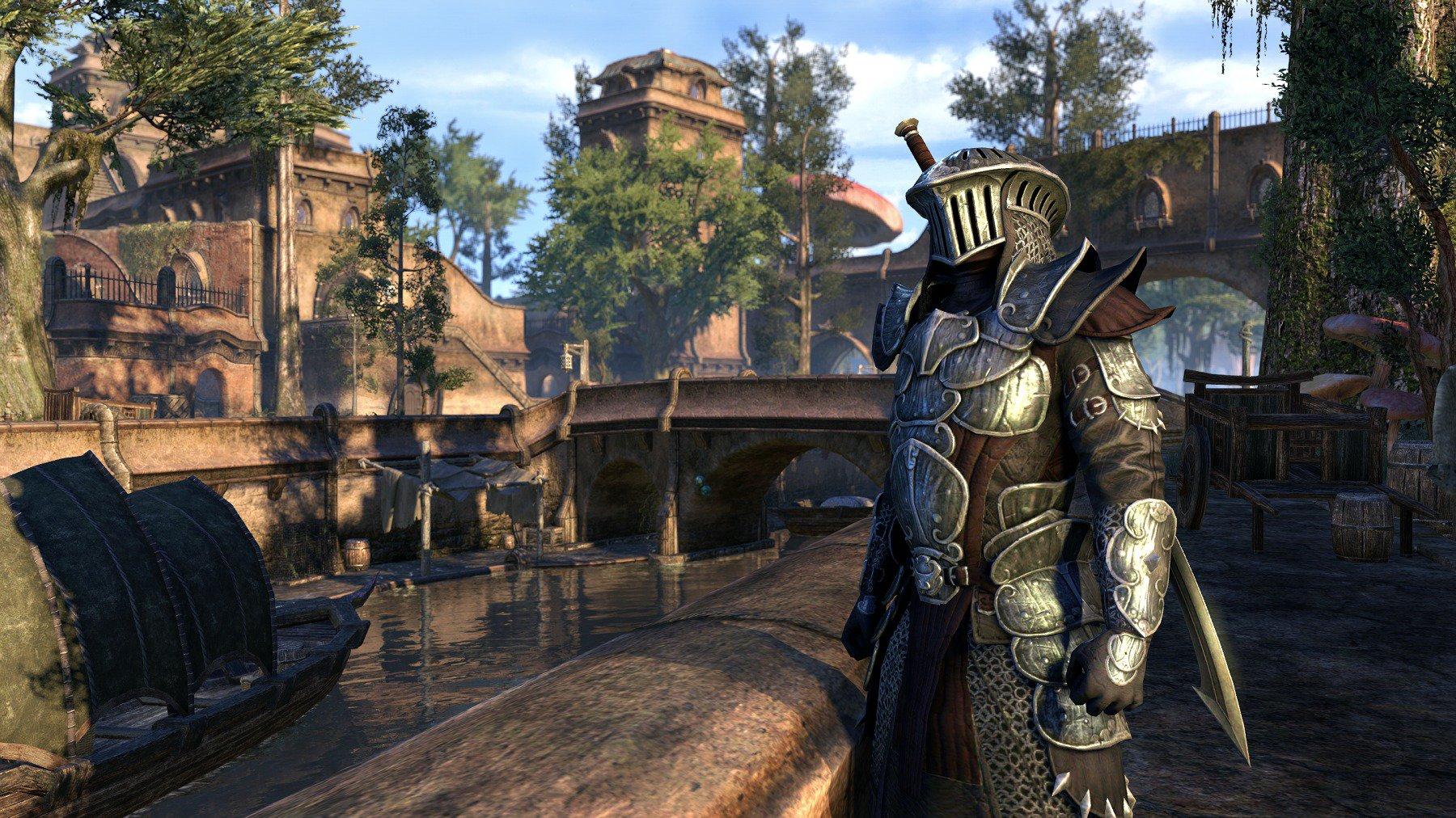 TESO: Morrowind – The Elder Scrolls 3 als Riesen-Addon!