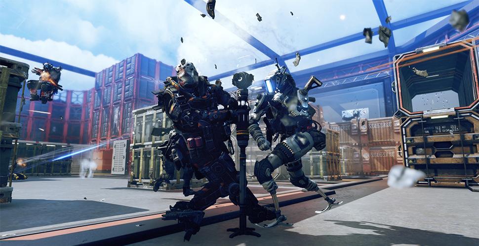 Titanfall 2: Lang angekündigter neuer Spielmodus Live Fire kommt heute