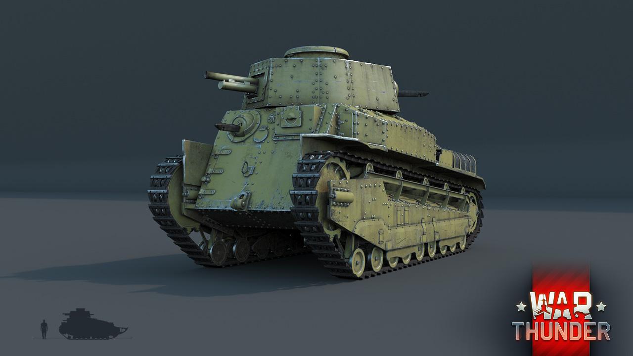 War Thunder: Die besten und schlimmsten japanischen Panzer