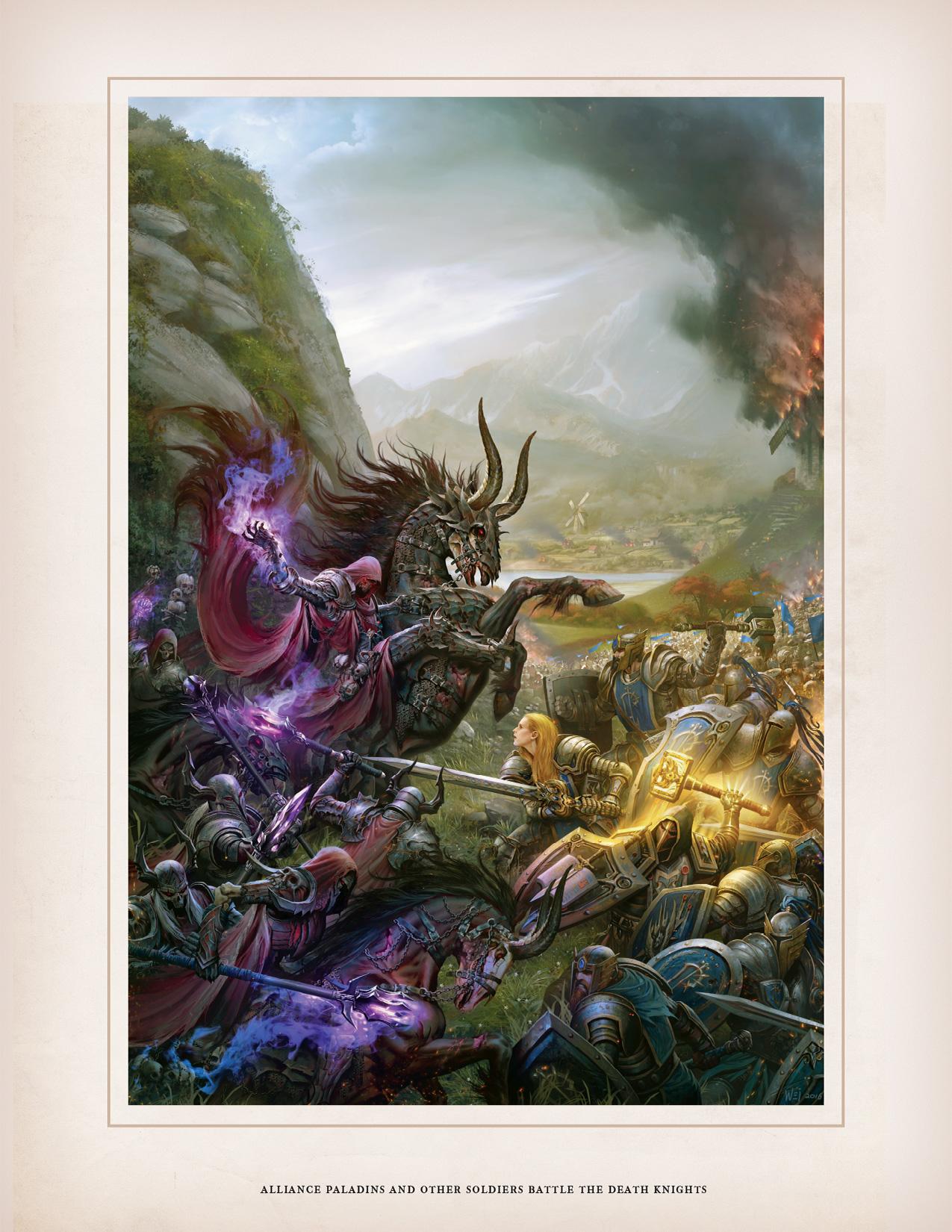 WoW: Warcraft Chronicles Band 2 beleuchtet Hintergrund Draenors