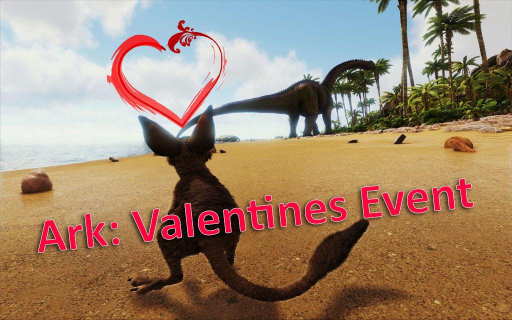 ARK: Valentines-Event 2017 – Gehet hin und mehret Euch, Romantik-Dinos unterwegs