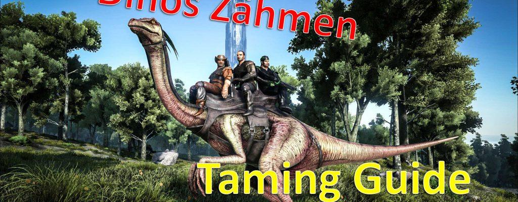 ARK – Dinos Zähmen Anfänger-Guide: Taming für Einsteiger erklärt