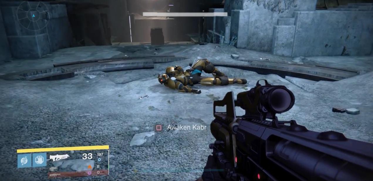 Destiny: Seltsame Dinge geschehen in der Gläsernen Kammer