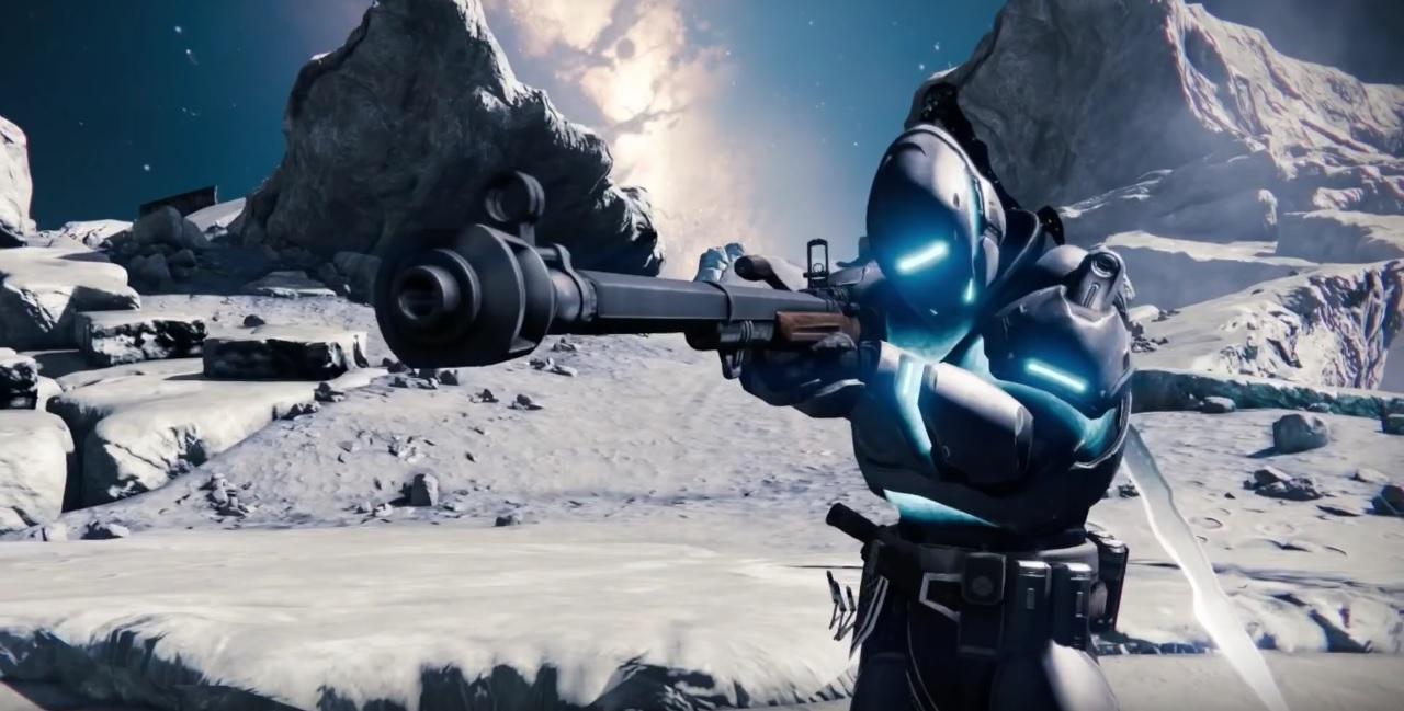 Destiny: Der Hype um Kein Land außerhalb – Das neue Biest in den Trials