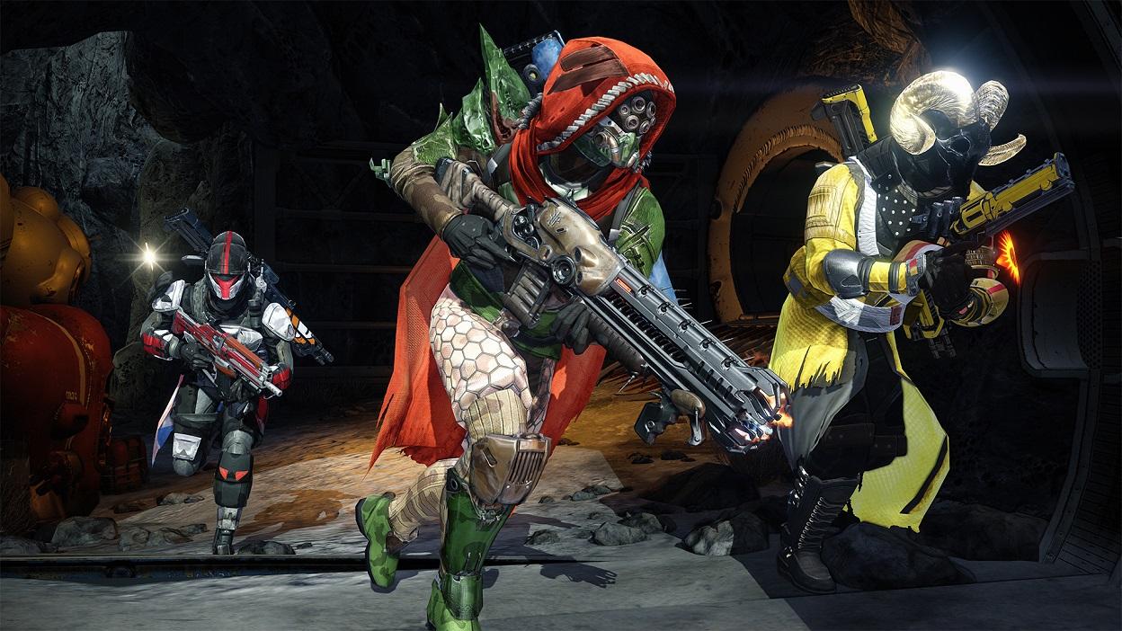 Destiny: Die 14 besten Händler-Waffen, Waffen-Tag am 26.4.