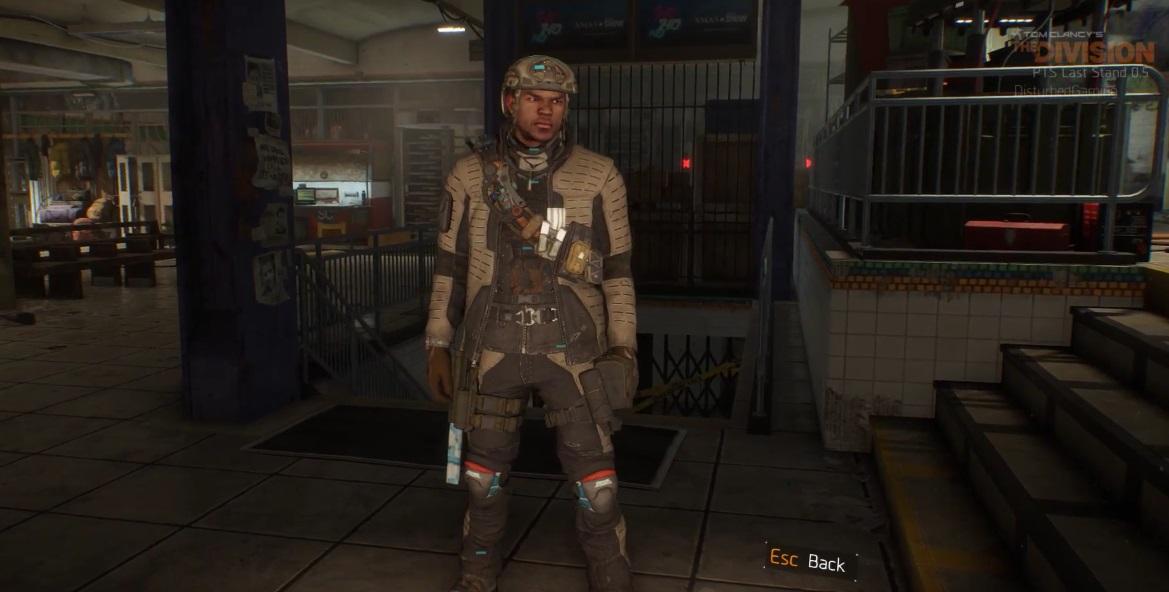 """The Division: Die Belohnungen in """"Last Stand"""" – Waffen-Skins und Outfits"""