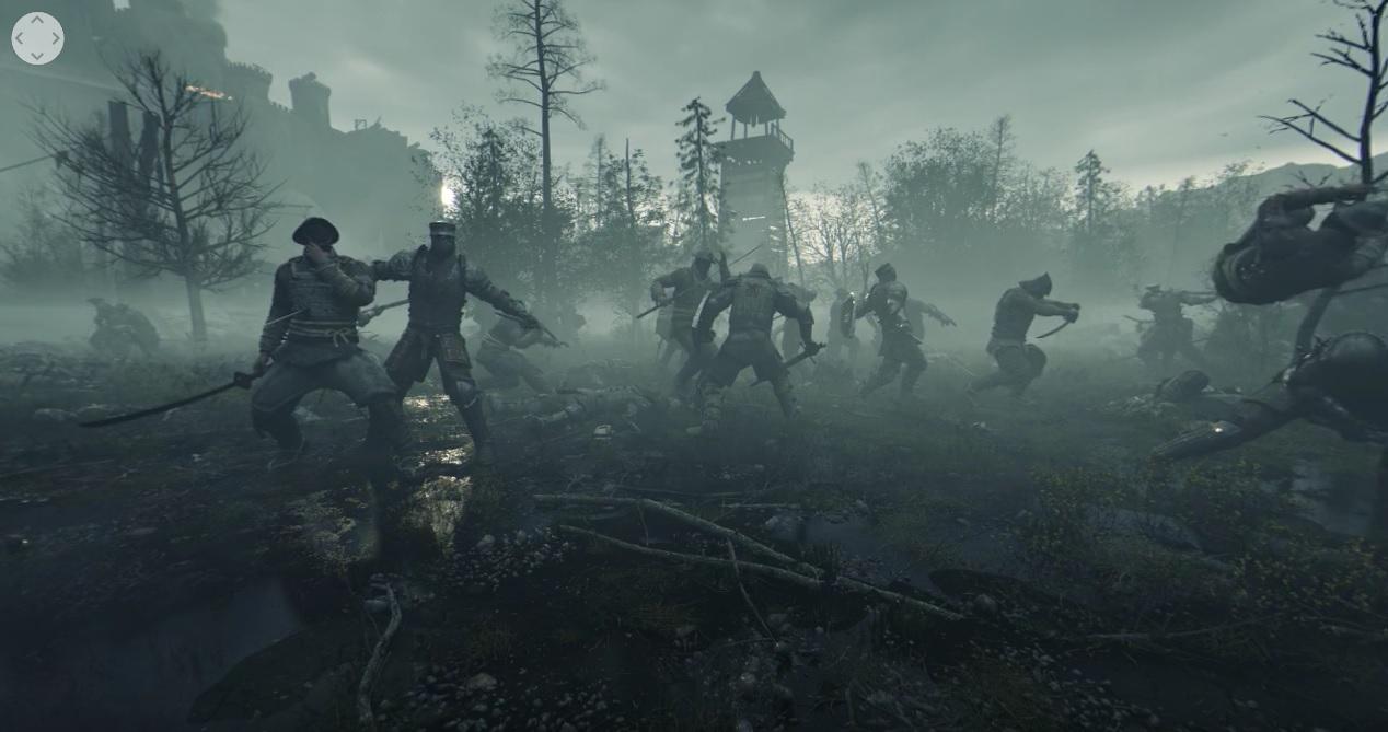For Honor: Sei mitten im Krieg mit diesem 360°-Trailer