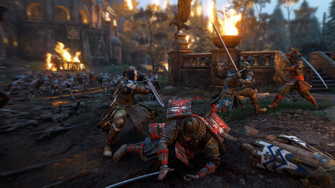 "For Honor: Capture the Flag! – Neuer 4vs4 Modus ""Tribut"" im Trailer"