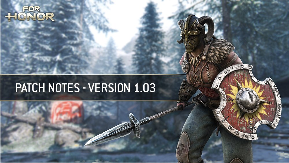 For Honor Update 1.03: Patch-Notes für PS4, Xbox One und PC – Server-Status