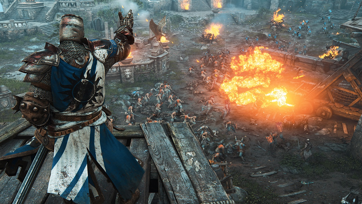 For Honor: Faction War – Alle Infos zum Krieg der Fraktionen