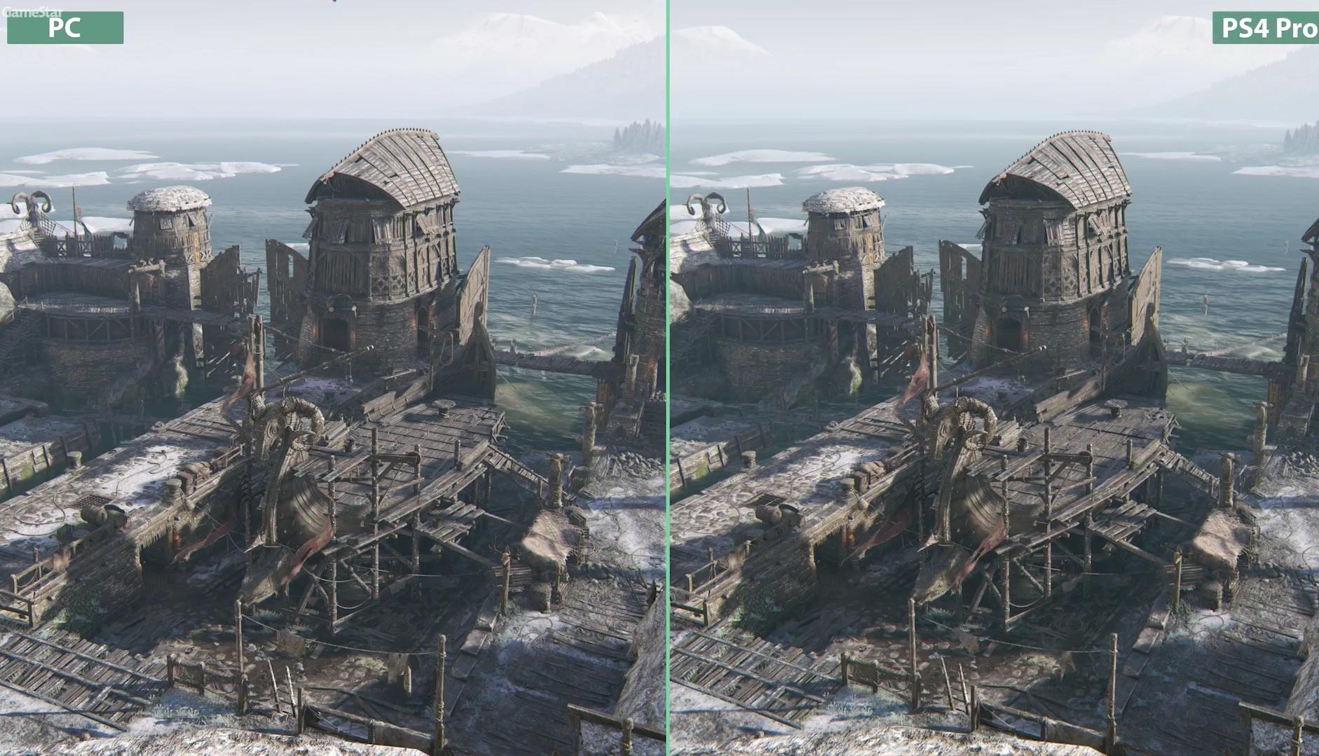 For Honor: PS4 Pro vs. PC im Grafik-Vergleich – Video