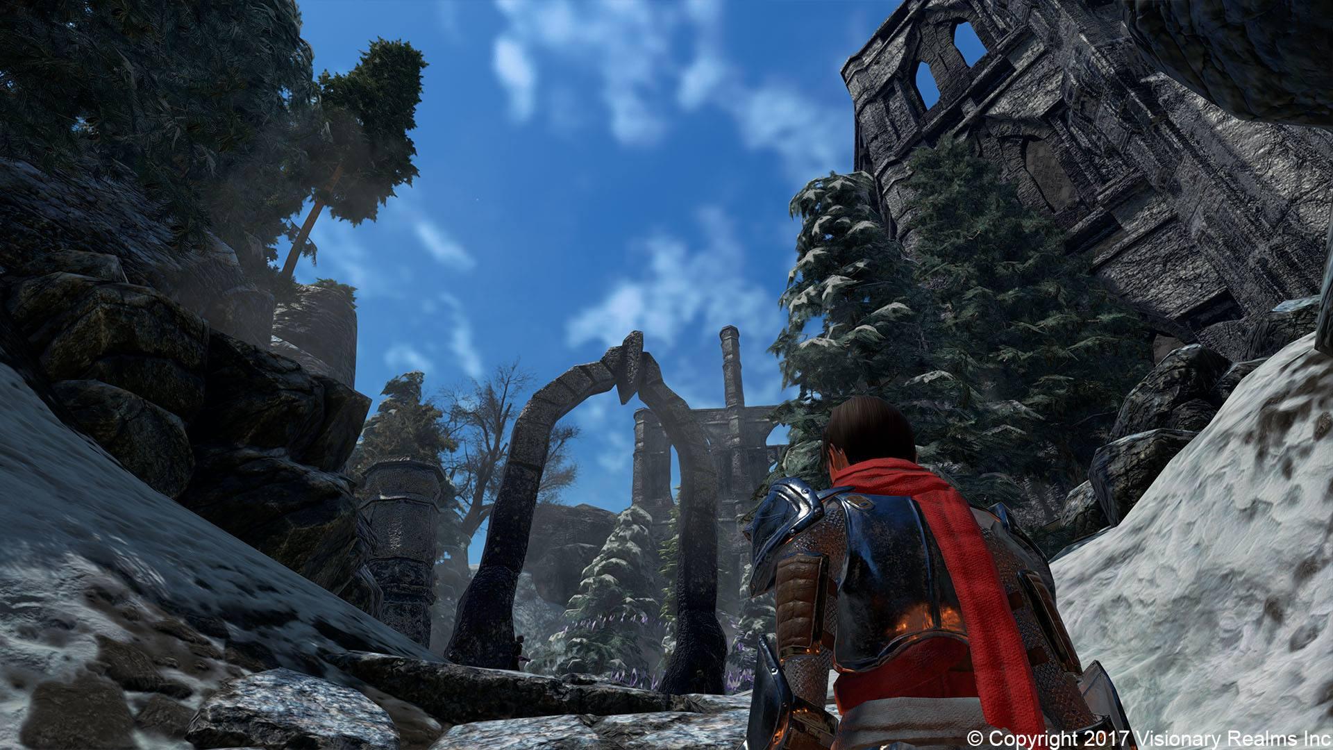 Pre-Alpha-Gameplay von Pantheon zeigt: Das wird das neue Everquest