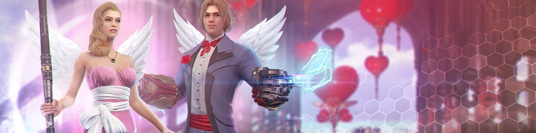 Skyforge: Werdet zum neckischen Liebesgott!
