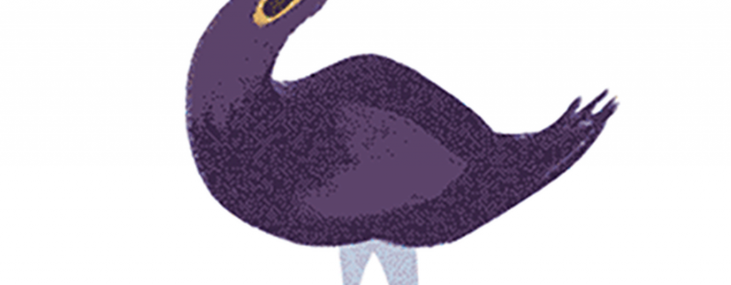 Trash Doves: Headbanger-Taube erobert das Internet, auch Overwatch und Paladins
