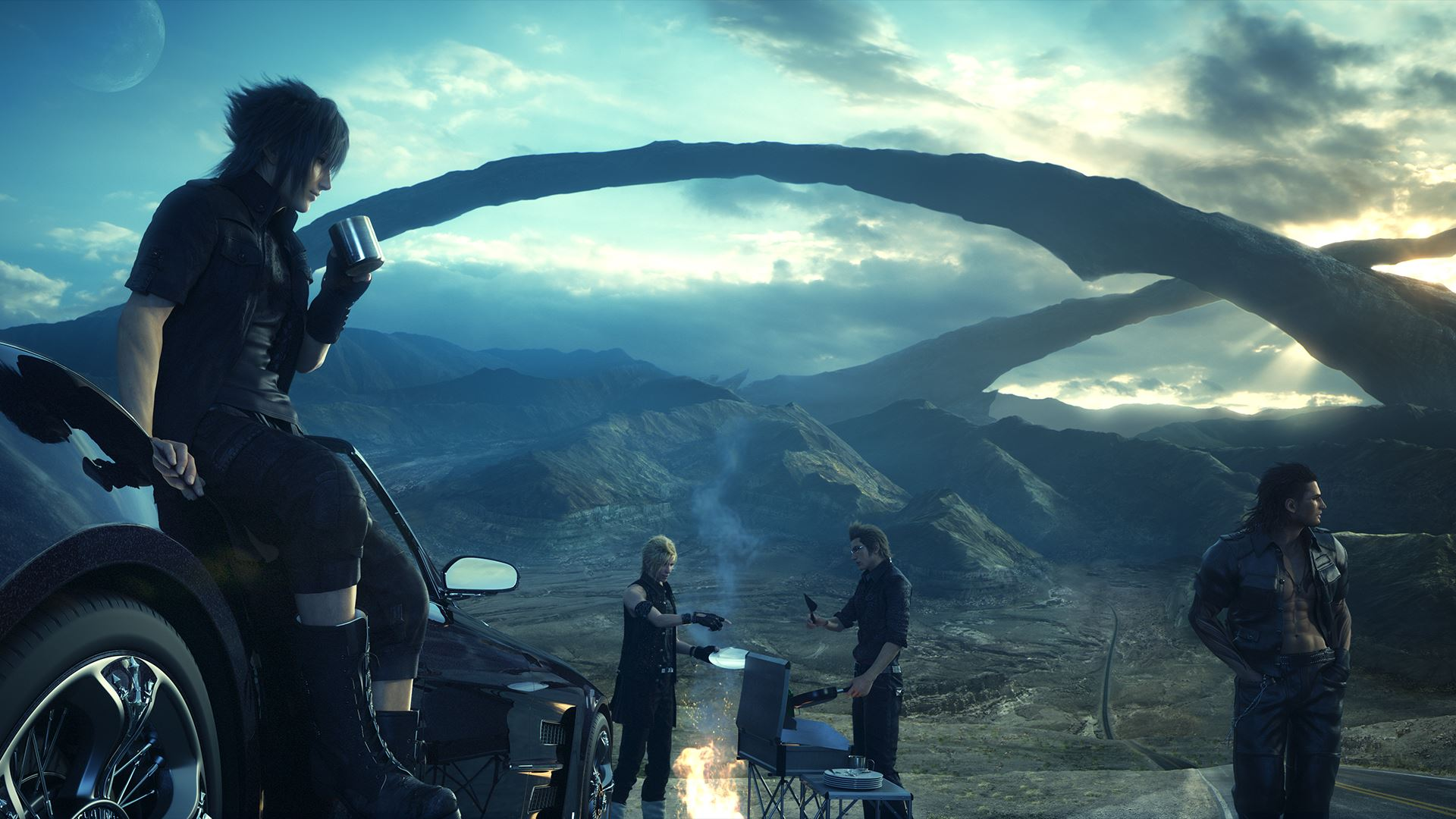 Amazon-Angebote am 8.3.: Final Fantasy XV PS4, Roccat Lua und Mauspad im Bundle