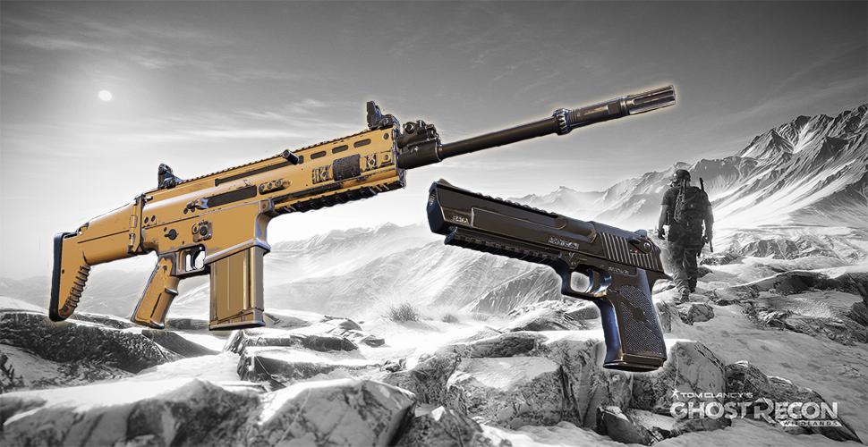 Ghost Recon Wildlands: Die 6 besten Waffen